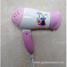 Brand New Designing Cartoon Images Children Hair Dryer